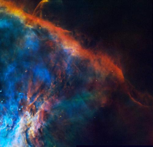 Туманность Ориона, 1992