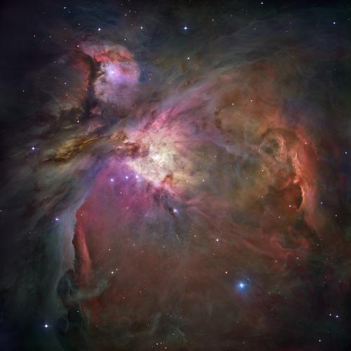 Туманность Ориона, 2006