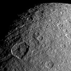 Рея спутник Сатурна