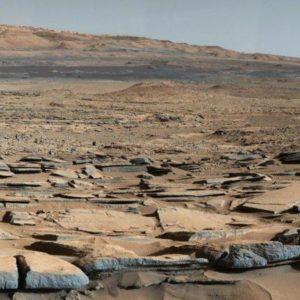 Где ученым искать окаменелости на Марсе?