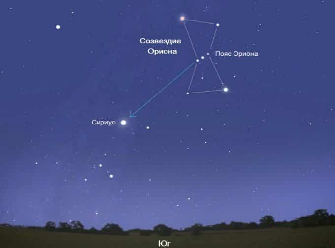 Созвездие Орион. Неужели там родина человечества?