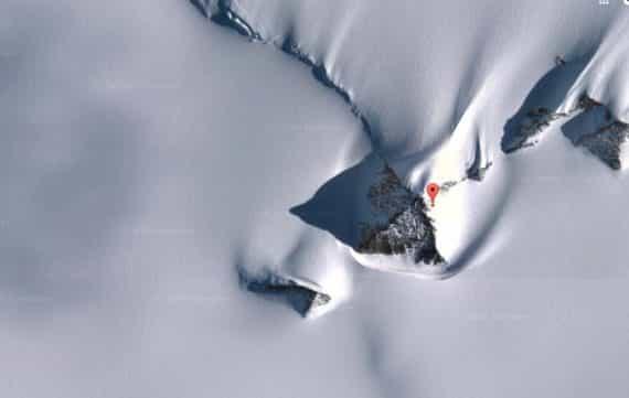 пирамиды Антарктиды