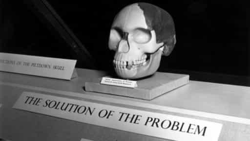 исторические фальшивые черепа