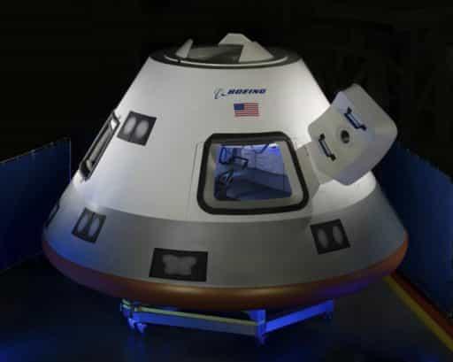 космическая капсула Starliner