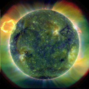 Загадка солнечной короны