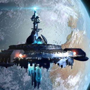 Космическая тюрьма для землян