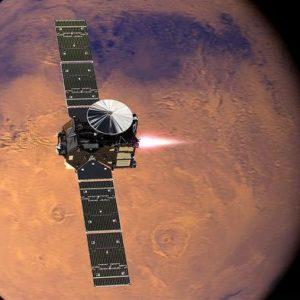 Пропавший метан Марса