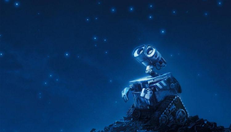 грустный робот
