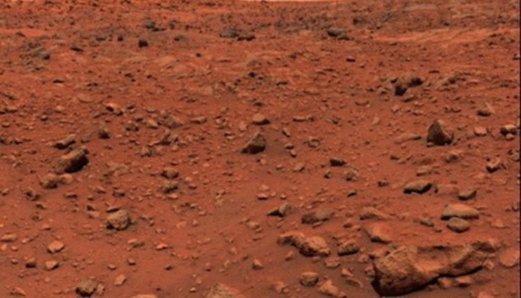 викинг Марс