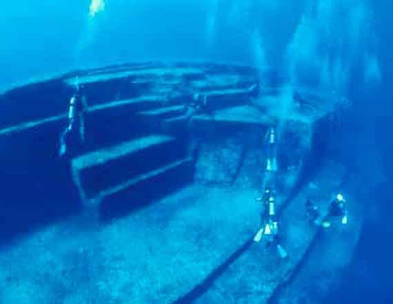 подводная Атлантида
