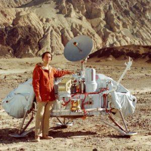 «Викинг» ищет жизнь на Марсе. Часть 2